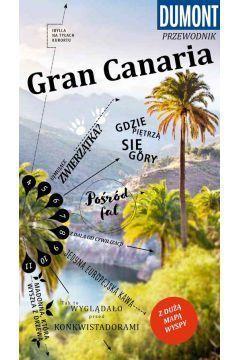 GRAN CANARIA przewodnik turystyczny DUMONT 2016