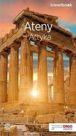 ATENY I ATTYKA TravelBook przewodnik BEZDROŻA 2018