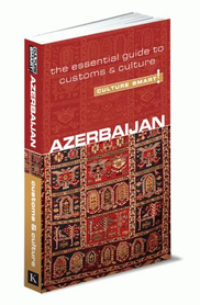 AZERBEJDŻAN - Culture Smart! przewodnik KUPERARD
