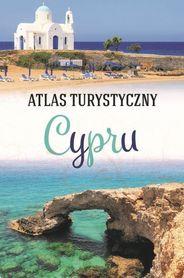 CYPR ATLAS TURYSTYCZNY CYPRU przewodnik 2018