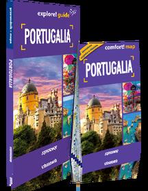 PORTUGALIA explore! guide LIGHT przewodnik z mapą EXPRESSMAP 2018