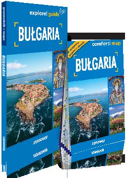 BUŁGARIA explore! guide LIGHT przewodnik z mapą EXPRESSMAP 2018