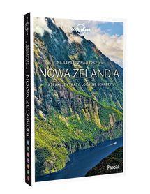 NOWA ZELANDIA PRZEWODNIK LONELY PLANET PASCAL 2018