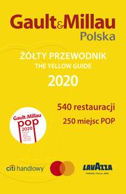 ŻÓŁTY PRZEWODNIK 2020 Gault&Millau Polska