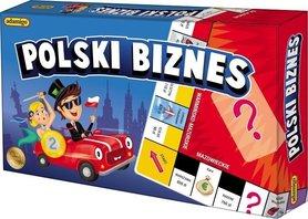 Polski biznes. Gra strategiczna Adamigo