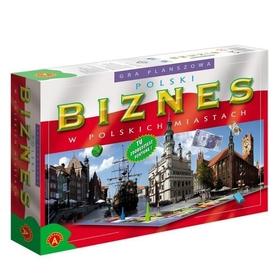 Polski biznes w polskich miastach BIG ALEXANDER