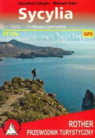 SYCYLIA I WYSPY LIPARYJSKIE przewodnik Bergverlag Rother
