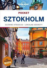 SZTOKHOLM przewodnik Lonely Planet Pocket PASCAL 2018