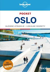 OSLO przewodnik Lonely Planet Pocket PASCAL 2018