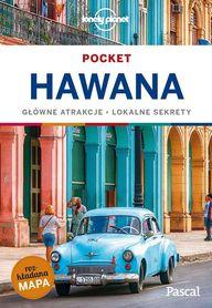 HAWANA przewodnik Lonely Planet Pocket PASCAL 2018