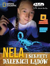 Nela i sekrety dalekich lądów BURDA NG 2018