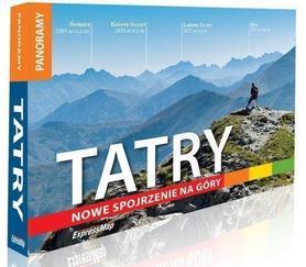 TATRY Nowe spojrzenie na góry PANORAMY WIDOKOWE EXPRESSMAP 2018