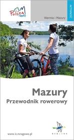 MAZURY PRZEWODNIK ROWEROWY COMPASS 2018