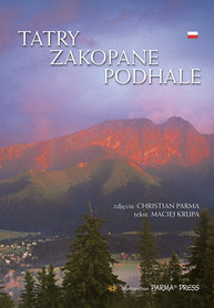 TATRY ZAKOPANE PODHALE album ze zdjęciami Parma Press