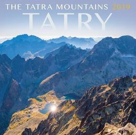 Kalendarz Tatry WZ 2019 PARMA-PRESS