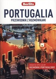 PORTUGALIA przewodnik z rozmówkami BERLITZ