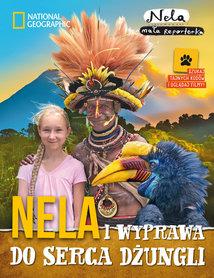 Nela i wyprawa do serca dżungli BURDA NG 2018