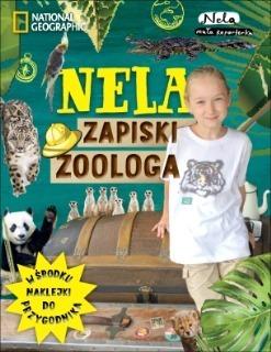 Nela, zapiski zoologa BURDA NG 2018