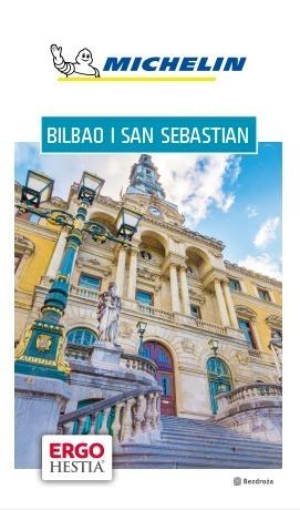 BILBAO I SAN SEBASTIAN  przewodnik MICHELIN 2018