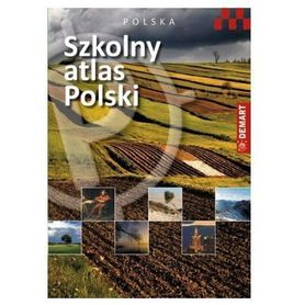 SZKOLNY ATLAS POLSKI DEMART