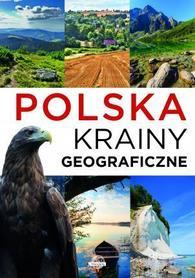KRAINY GEOGRAFICZNE POLSKI wyd. BOOKS