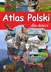 Atlas Polski dla dzieci SBM 2018