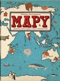 MAPY Obrazkowa podróż po lądach, morzach i kulturach świata DWIE SIOSTRY