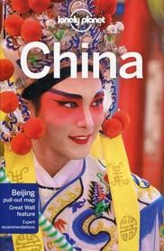 CHINY CHINA przewodnik LONELY PLANET 2017