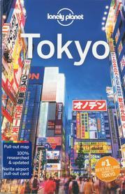 TOKIO W.12 przewodnik turystyczny LONELY PLANET 2019