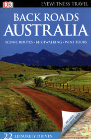 AUSTRALIA BACK ROADS przewodnik DK Eyewitness Travel