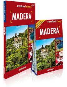 MADERA explore! guide LIGHT przewodnik z mapą EXPRESSMAP 2019