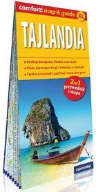 TAJLANDIA 2w1 przewodnik i mapa EXPRESSMAP