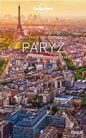 PARYŻ praktyczny przewodnik PASCAL LONELY PLANET 2018