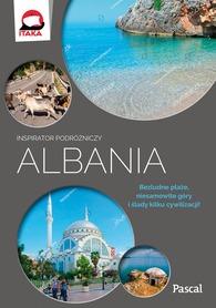 ALBANIA Inspirator Podróżniczy PRZEWODNIK6672270 PASCAL 2018