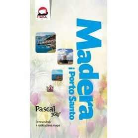 MADERA I PORTO SANTO Pascal 360 stopni przewodnik PASCAL 2017