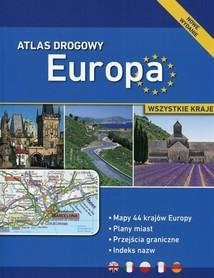 EUROPA ATLAS DROGOWY 2018 OLESIEJUK