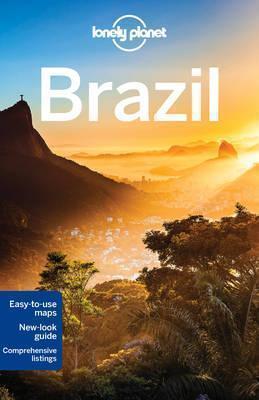 BRAZYLIA przewodnik LONELY PLANET 2016