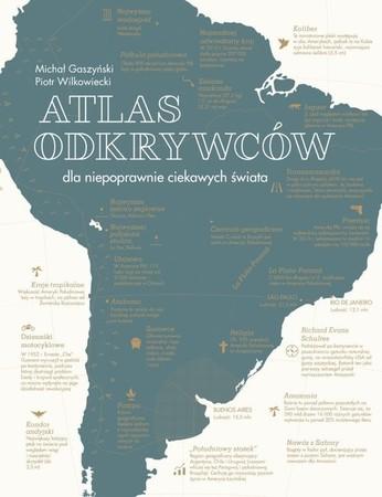 Atlas odkrywców dla niepoprawnie ciekawych świata INSIGNIS (1)