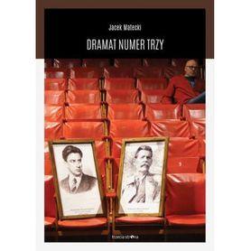 Dramat Numer Trzy - Matecki Jacek - Trzecia Strona