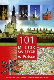 101 miejsc świętych w Polsce wyd. AA