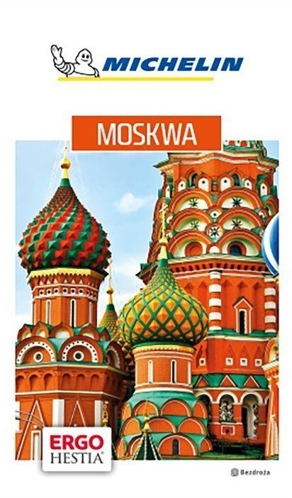 MOSKWA przewodnik turystyczny MICHELIN 2018 (1)