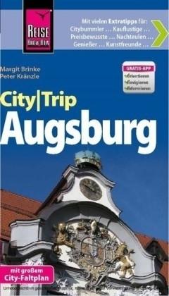 AUGSBURG CityTrip Augsburg (język niemiecki) PRZEWODNIK TURYSTYCZNY Travel Know-How