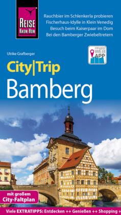BAMBERG CityTrip (język niemiecki) PRZEWODNIK TURYSTYCZNY Travel Know-How