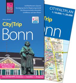 BONN CityTrip (język niemiecki) PRZEWODNIK TURYSTYCZNY Travel Know-How