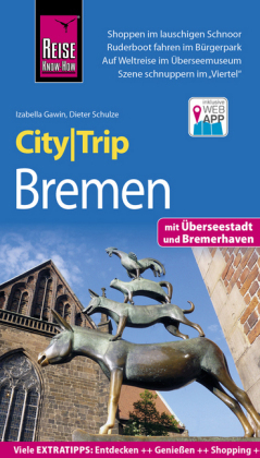 BREMEN CityTrip (język niemiecki) PRZEWODNIK TURYSTYCZNY Travel Know-How