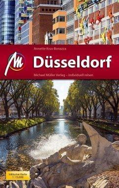 DUSSELDORF (język niemiecki) PRZEWODNIK TURYSTYCZNY Michael Müller Verlag