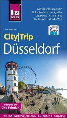 DUSSLEDORF CityTrip (język niemiecki) PRZEWODNIK TURYSTYCZNY Travel Know-How