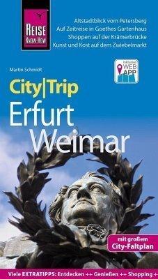 ERFURT CityTrip (język niemiecki) PRZEWODNIK TURYSTYCZNY Travel Know-How