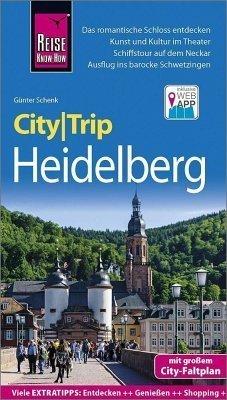 Heidelberg CityTrip (język niemiecki) PRZEWODNIK TURYSTYCZNY Travel Know-How