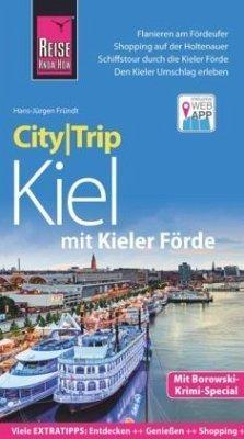 KIEL KILONIA CityTrip (język niemiecki) PRZEWODNIK TURYSTYCZNY Travel Know-How